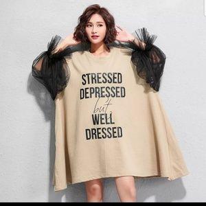 Dresses & Skirts - Beautiful shirt dress